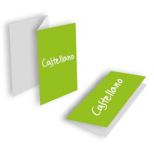 pieghevoli depliant e brochure formato chiuso a5